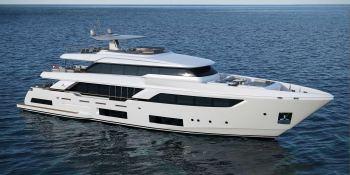 Ferretti Custom Line 33M