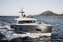 Azimut Yachts Magellano 53