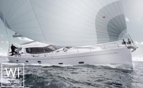 Moody Yachts Moody 54DS