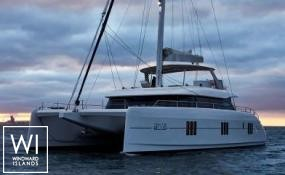 Sunreef Catamaran Sail 60