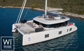 Sunreef Catamaran Sail 60