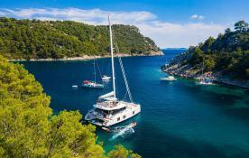 Sunreef Catamaran Sail 50