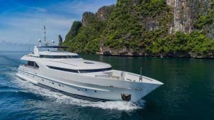 Moonen 34m Yacht