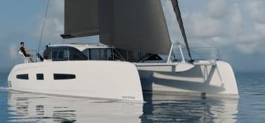 Outremer Catamaran Outremer 55