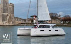 Nautitech Catamaran Nautitech 40 Open