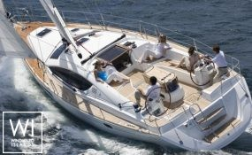 Jeanneau Sun Odyssey 45DS
