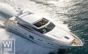 Princess Yachts Princess V 78