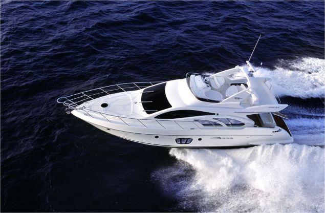 Location de bateaux Azimut50
