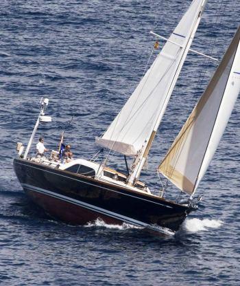 Location de bateaux Swan65'