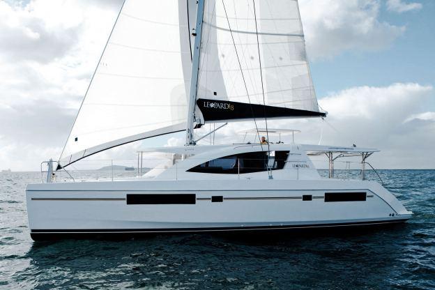 Location de bateaux Leopard 4800