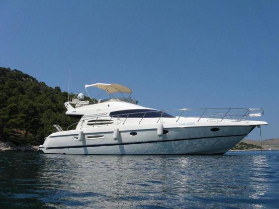 Location de bateaux Cranchi Atlantique48