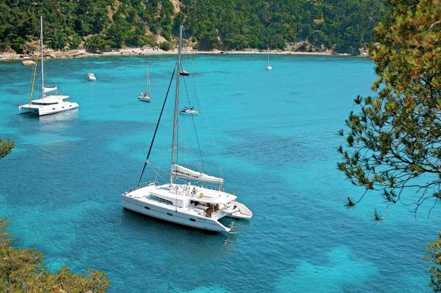 Location de bateaux Catlante600