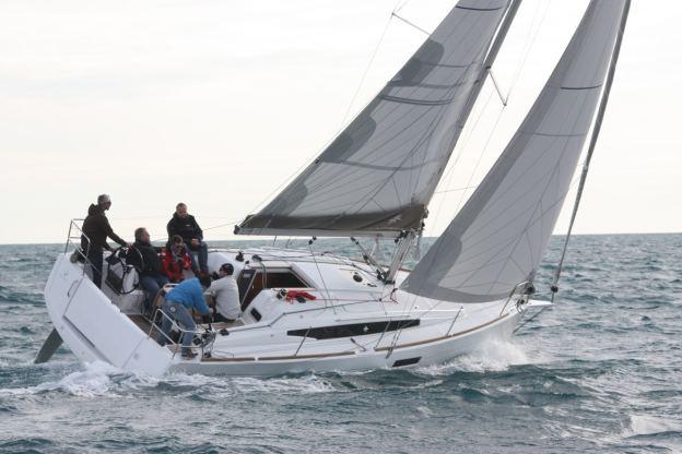 Location de bateaux Sun Odyssey349