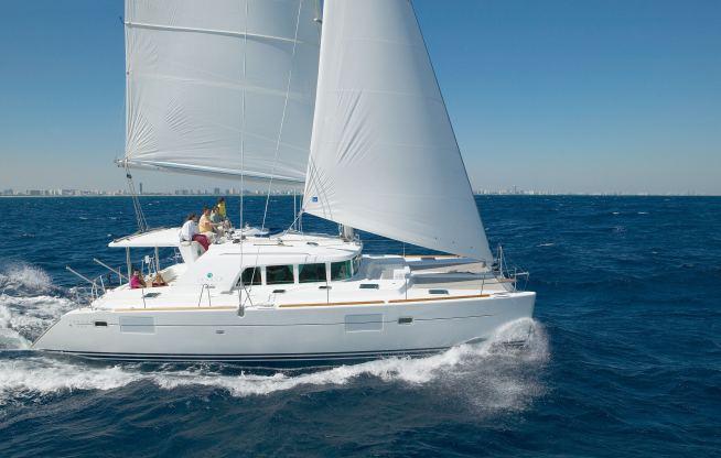 Location de bateaux Lagoon440