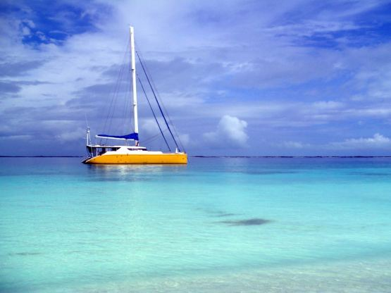 Location de bateaux Catamaran54'