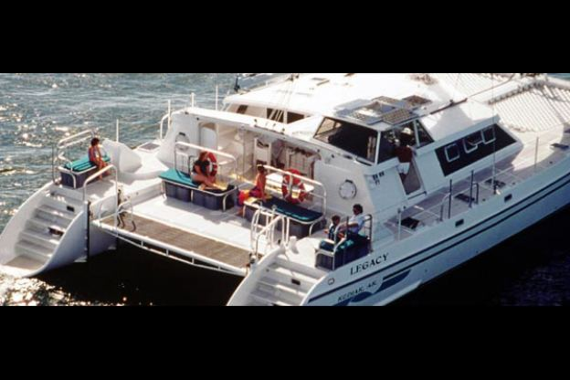 Location de bateaux Legacy65
