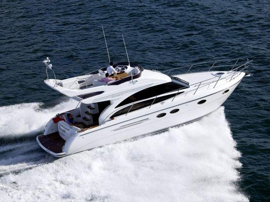 Location de bateaux Princess P42