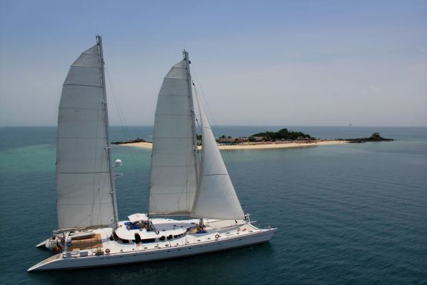 Location de bateaux Catamaran42M