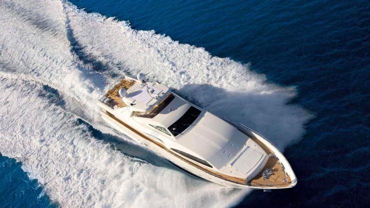 Location de bateaux Yacht34M