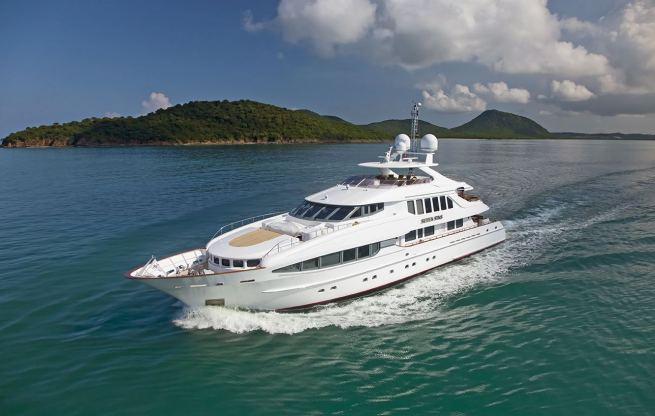 Location de bateaux Yacht41M