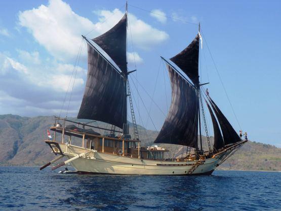 Location de bateaux Schooner50M