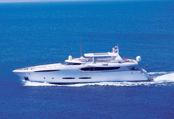 Location de bateaux Yacht36M