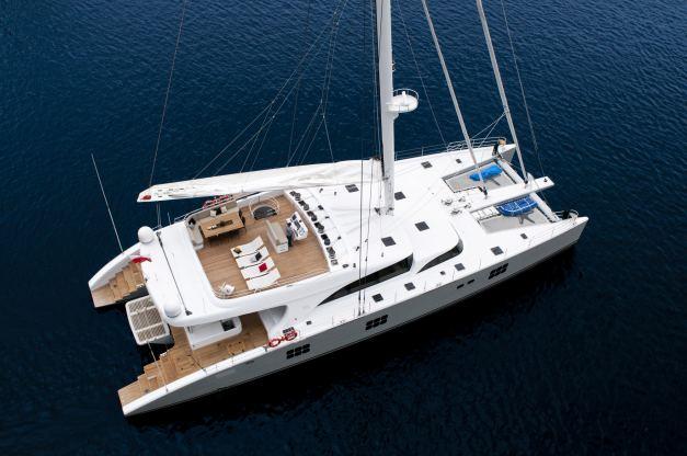 Location de bateaux Sail102'