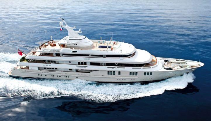 Location de bateaux Yacht76M