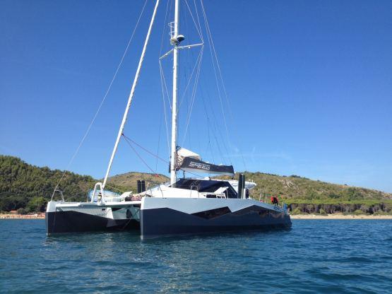 Location de bateaux Catamaran555