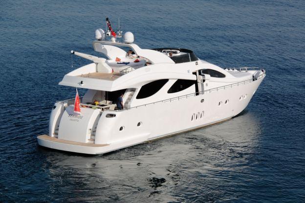 Location de bateaux Yacht80