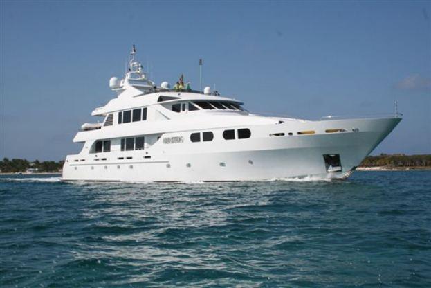 Location de bateaux Yacht45M
