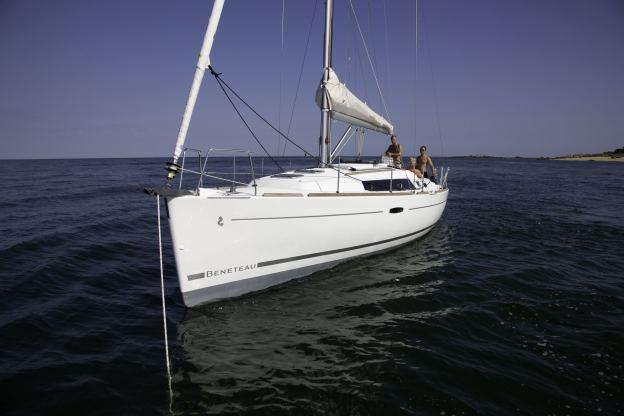 Location de bateaux Oceanis 34