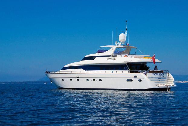 Location de bateaux Mangusta85