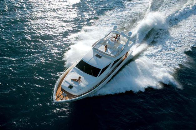 Location de bateaux Yacht731