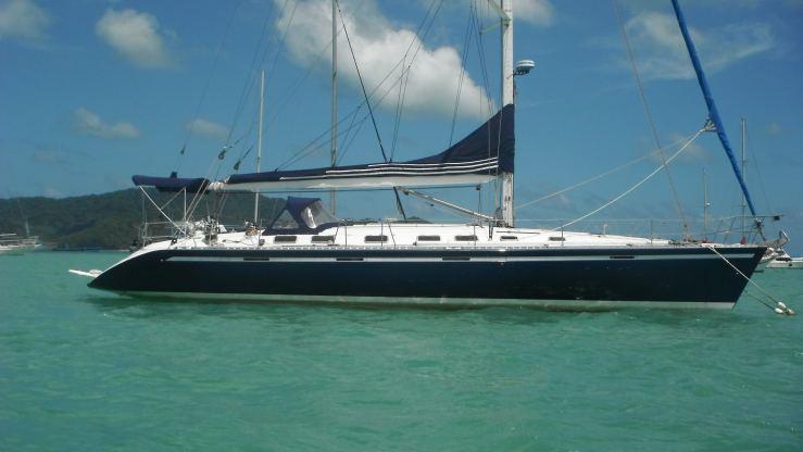 Location de bateaux First53 F5