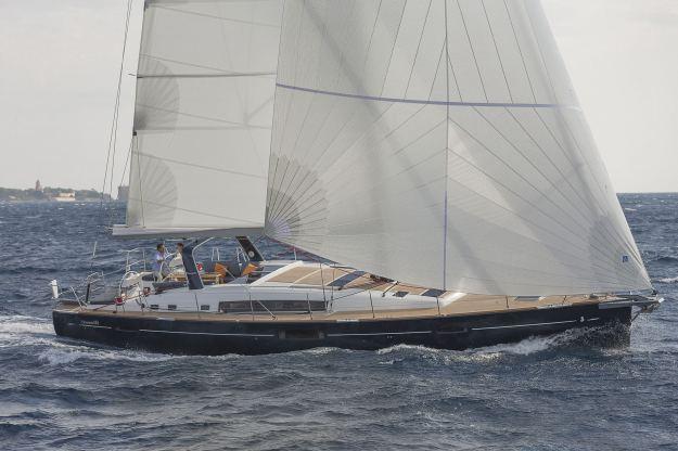 Location de bateaux Oceanis 60