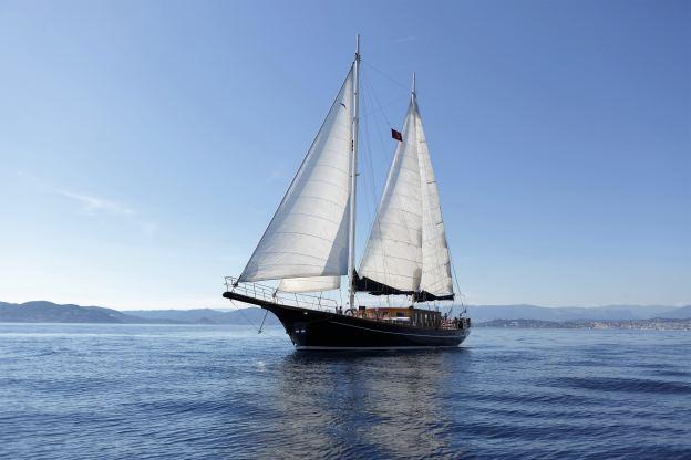 Location de bateaux Schooner28M