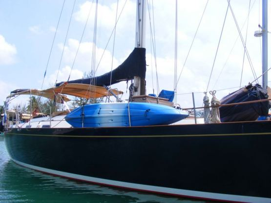 Location de bateaux Sloop60'