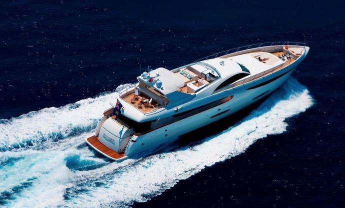 Location de bateaux Yacht33M