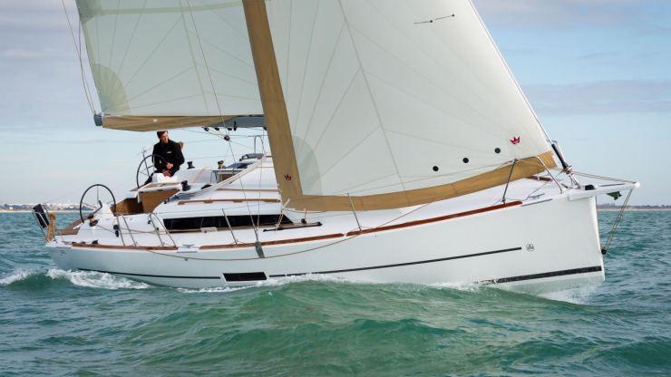 Location de bateaux Dufour350