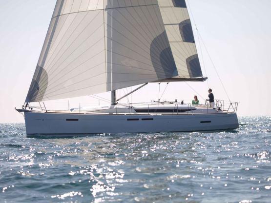 Location de bateaux Sun Odyssey449