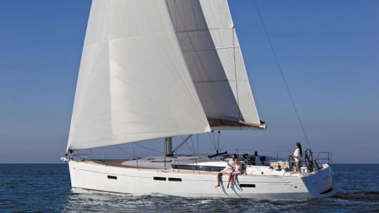 Location de bateaux Sun Odyssey479