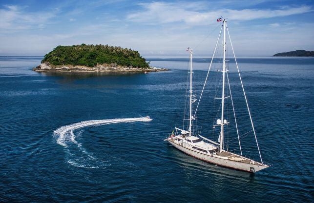 Location de bateaux Ketch40M