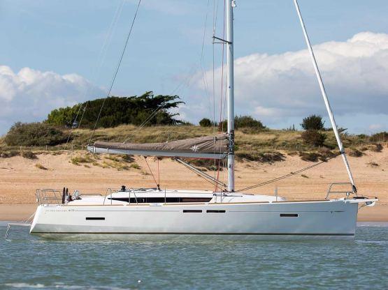 Location de bateaux Sun Odyssey419