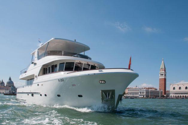 Location de bateaux Motoryacht23M