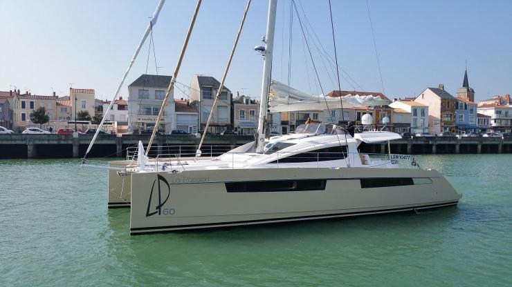 Location de bateaux Privilege Serie 6