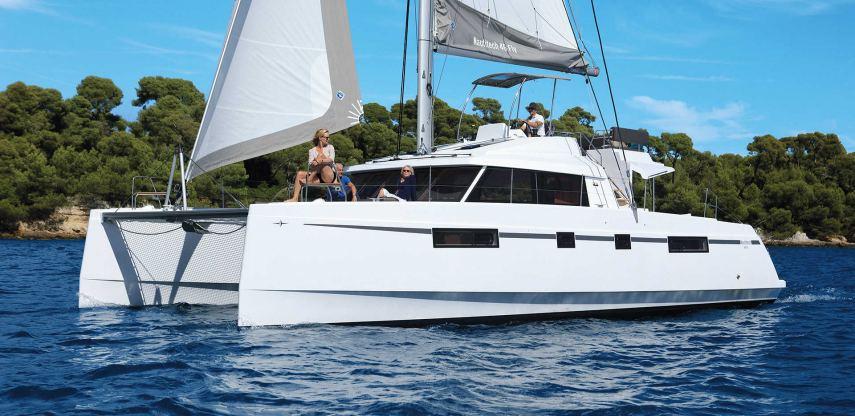 Location de bateaux Nautitech46 Fly