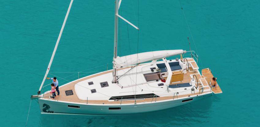 Location de bateaux Oceanis 41.1