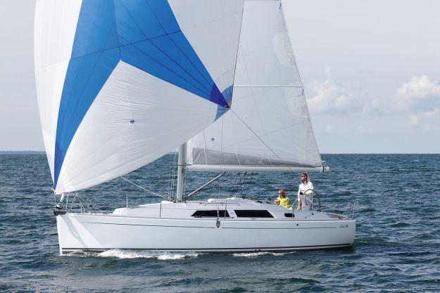 Location de bateaux Hanse355