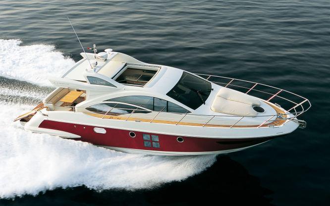 Location de bateaux Azimut43S